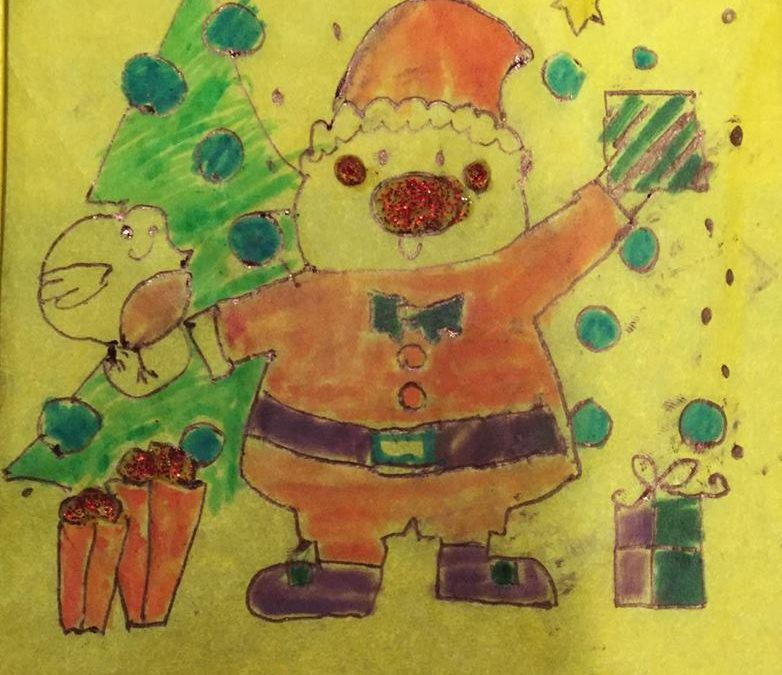 Some Cracking Christmas Card Entries