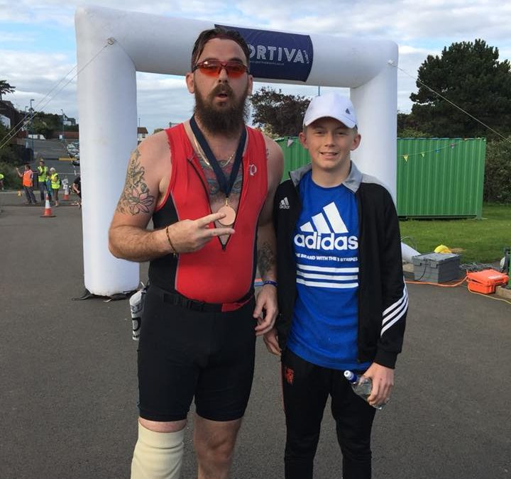 Graham Takes on Phenomenal Dartmoor Challenge