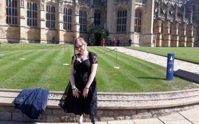 Jorja's take on the Royal Wedding