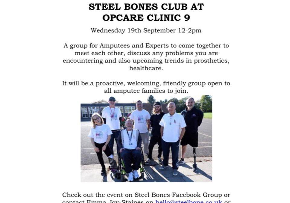 Next Steel Bones Club *19th September*