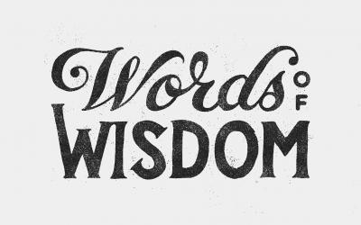 Steel Bones Words of Wisdom