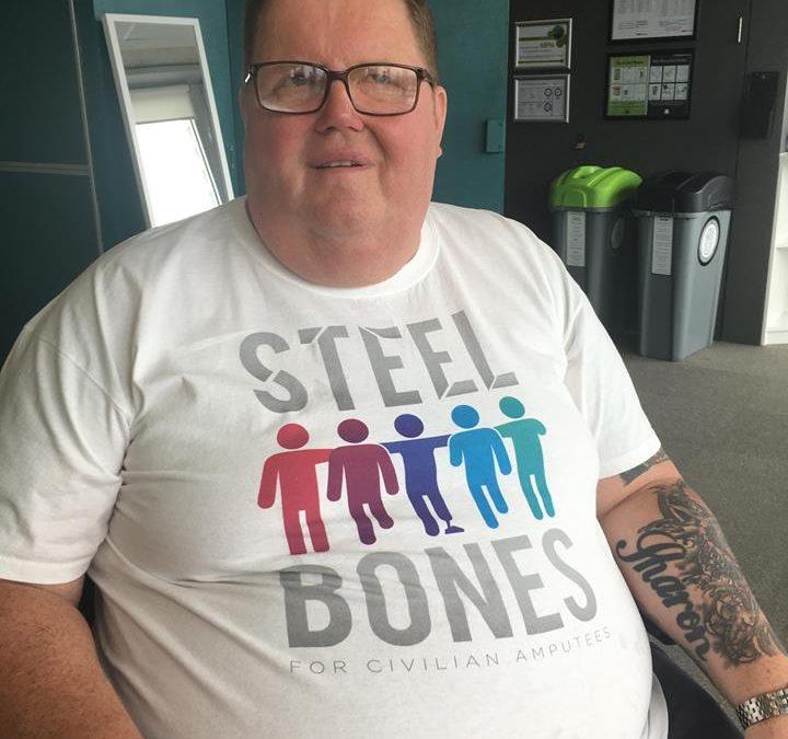 NEW TRUSTEE FOR STEEL BONES