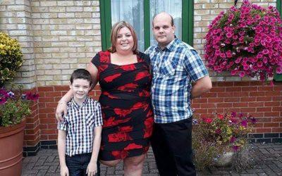 Amputee Family Spotlight on The Barringer Family