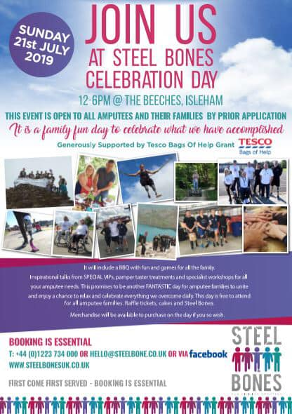 HAVE YOU BOOKED FOR CELEBRATION DAY 2019?