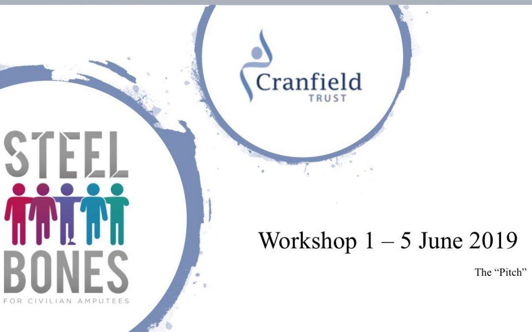 The Cranfield Trust workshops