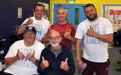Steel Bones Fitness Club goes from Strength to Strength