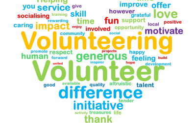 Have you ever volunteered?