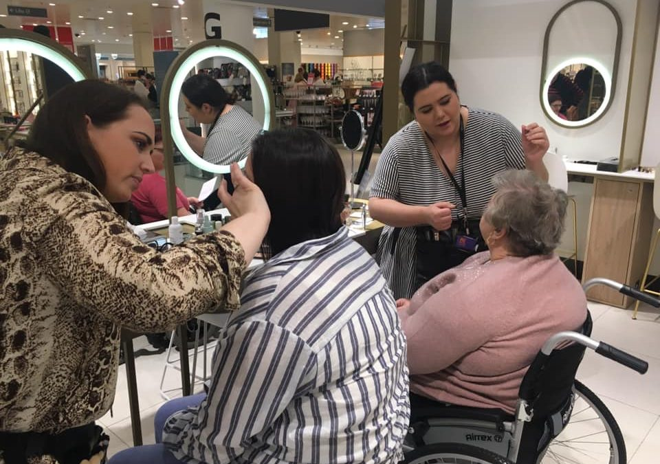 VIP Style Makeover Day