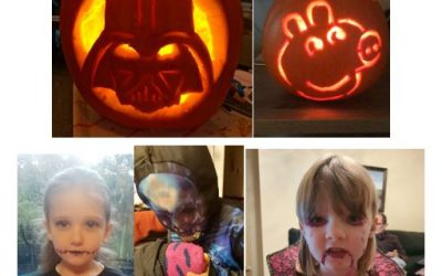 Halloween Competition Winners
